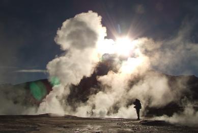 Laguna Miscanti Chili atacama Tatio Uyuni Bolivie Trek voyage Trekking